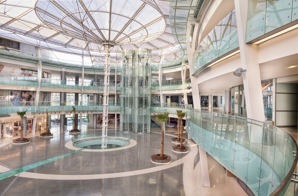 Abdali Mall Has Won The Award For Best Completed Commercial Project At Citysearch Awards 2016